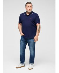 S.oliver Poloshirt - Blau