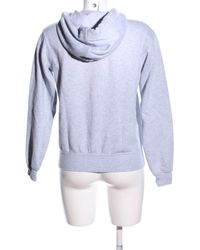 H&M Kapuzenpullover - Blau
