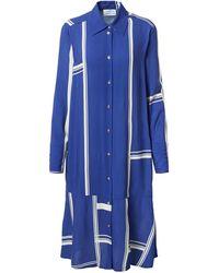 Libertine-Libertine Kleid 'Ease' - Blau
