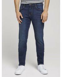 Tom Tailor Jeans 'Josh' - Blau