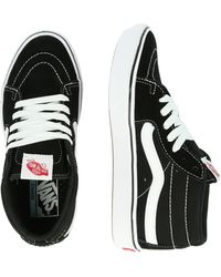 Vans Sneaker 'UA ComfyCush SK8-Mid' - Schwarz