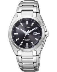 Citizen Uhr 'EW2210-53E' - Mettallic