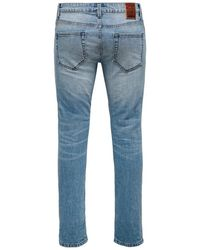 Only & Sons Jeans 'Loom' - Blau