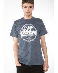 Ezekiel T-Shirt - Blau