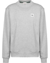 Lacoste L!ive Sweatshirt - Grau