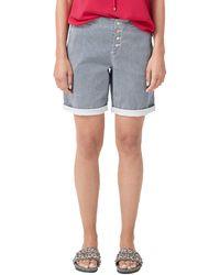 S.oliver Shorts 'Smart' - Mehrfarbig