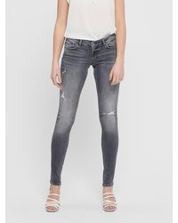 ONLY - Jeans 'ONLCORAL SL DNM JEANS -B' - Lyst