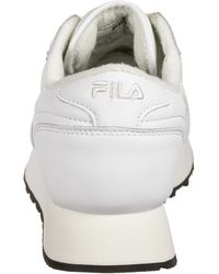 Fila - Sneaker 'Orbit Zeppa' - Lyst