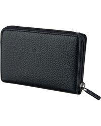 Mandarina Duck Geldbörse ' Athena Small Zip Around Wallet UPP54 ' - Schwarz