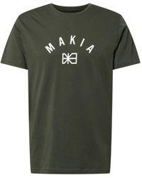 Makia T-Shirt - Mehrfarbig