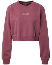 Afends Sweatshirt 'Rise Above' - Mehrfarbig