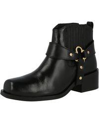 FABIENNE CHAPOT Boots 'Angie' - Schwarz