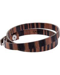 Laimer Armband Laimer Armband S1109 - Braun