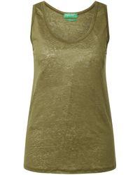 Benetton Top - Grün