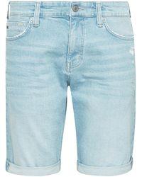 Mavi Shorts 'TIM' - Blau