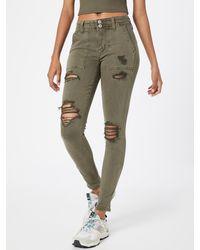 American Eagle Jeans - Grün