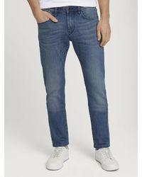 Tom Tailor Jeans 'Troy' - Blau