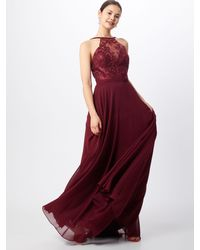 Luxuar Kleid - Rot