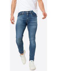 Levi's Jeans '519TM EXT SKINNY HI-BALL B' - Blau