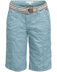 Esprit Shorts - Blau