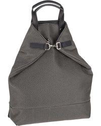 Jost Rucksack / Daypack ' Mesh 6178 X-Change 3in1 Bag S ' - Grau