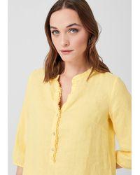 S.oliver Bluse - Gelb