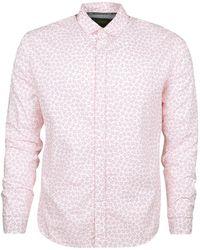 Le Temps Des Cerises Hemd 'DAN' - Pink