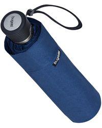 Bugatti Taschenschirm 'Take It' - Blau