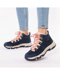 Skechers Boots - Blau