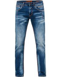 Rusty Neal Jeans 'NEW YORK 51' - Blau