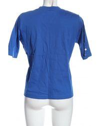 Rabe - V-Ausschnitt-Shirt - Lyst