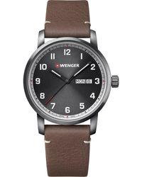Wenger Uhr - Mehrfarbig