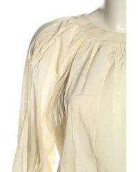 H&M - Schlupf-Bluse - Lyst