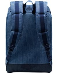 Herschel Supply Co. Rucksack 'Retreat' - Blau
