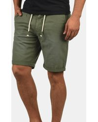 Blend Shorts 'Lias' - Grün