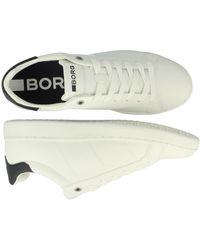 Björn Borg Sneaker ' T305 LOW CLS ' - Weiß
