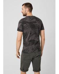 S.oliver T-Shirt - Schwarz