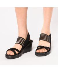 Skechers Sandale - Schwarz
