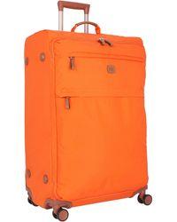 Bric's Trolley 'X-Travel' - Orange