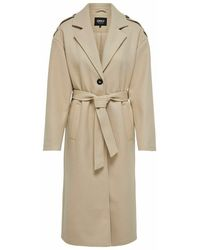 ONLY Trenchcoat - Natur