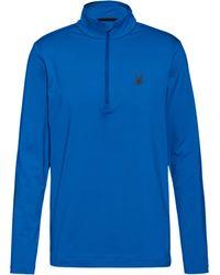 Spyder Layerlangarmshirt - Blau