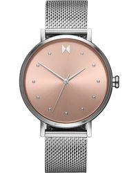 MVMT Uhr - Mettallic