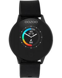 OOZOO Digitaluhr - Schwarz