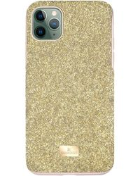 Swarovski Smartphonehülle ' iPhone 11 Pro Max' - Mettallic