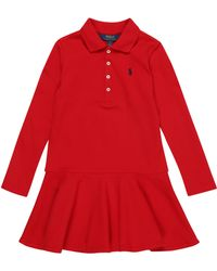 Polo Ralph Lauren Kleid - Rot