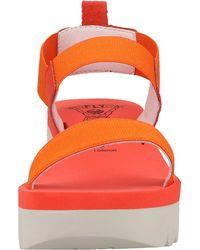Fly London Sandalen - Orange