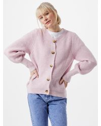 ONLY - Strickjacke 'Clare' - Lyst