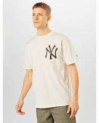 KTZ Shirt 'MLB New York Yankees' - Weiß