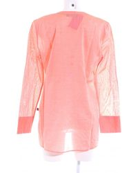 Jacques Britt Oversized Bluse - Pink