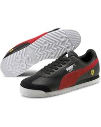 PUMA Sneaker 'Scuderia Ferrari Roma' - Schwarz